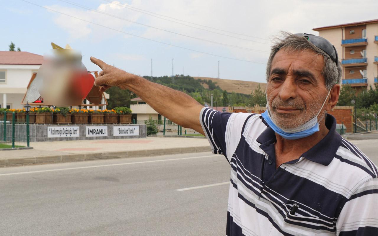 Sivas'ta hurda demirden 3 ayda sanat eseri çıkarttı gören durup bir daha baktı