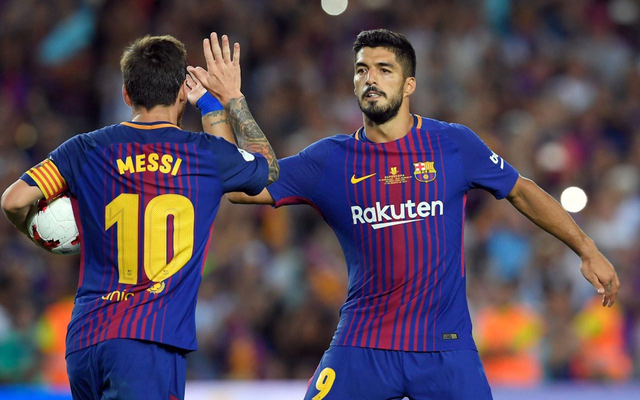 Lionel Messi'den Luis Suarez paylaşımı: Hiçbir şey beni şaşırtmıyor