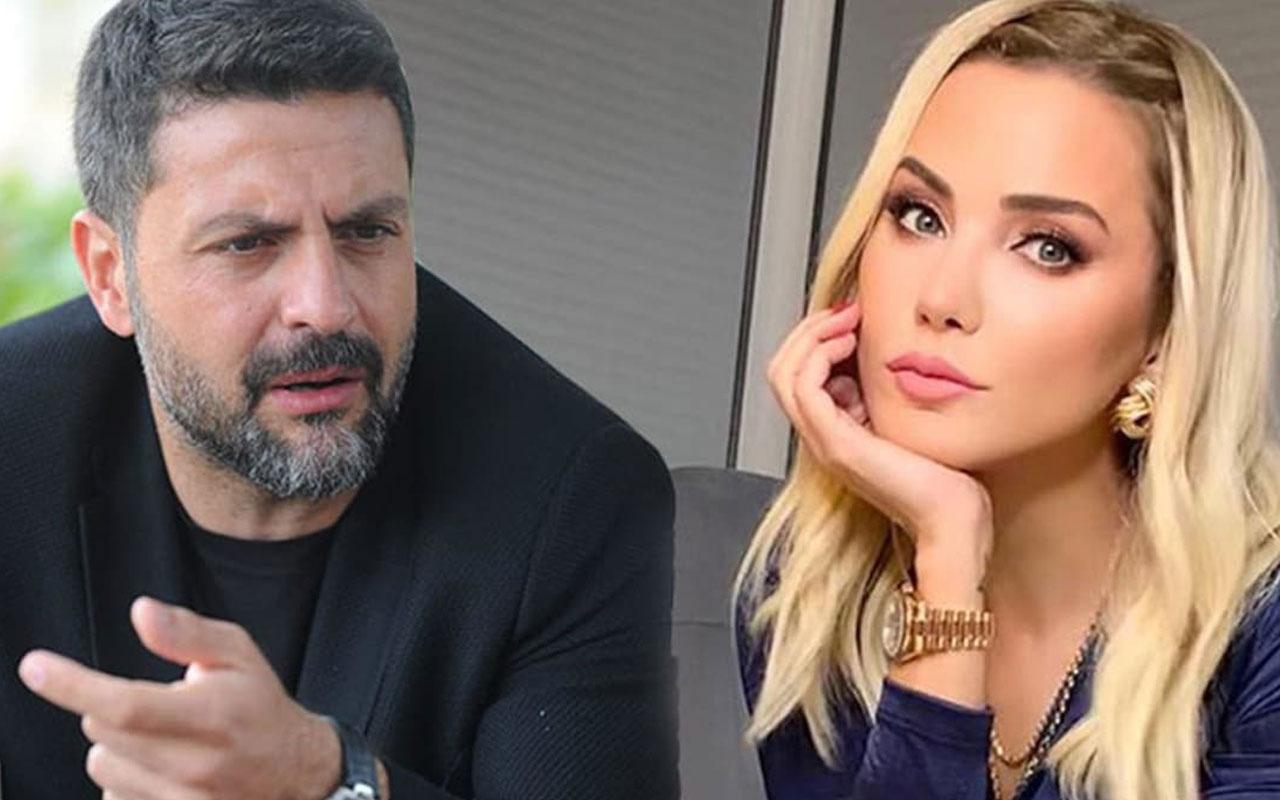 Ece Erken'in sevgilisi Şafak Mahmutyazıcıoğlu tehditler savurdu Erken bakın ne yaptı