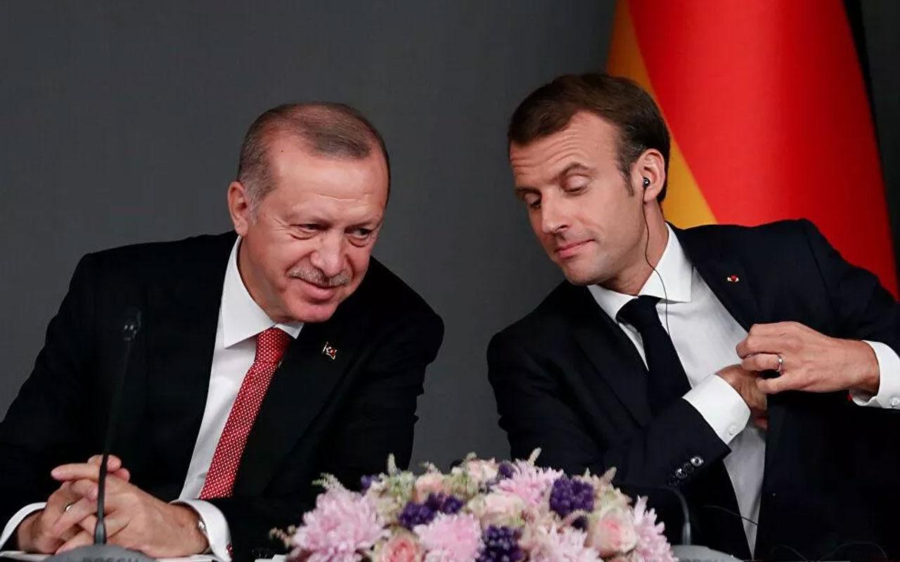 Erdoğan, Macron'dan SAMP/T hava savunma sistemi istedi! Bloomberg'den flaş iddia