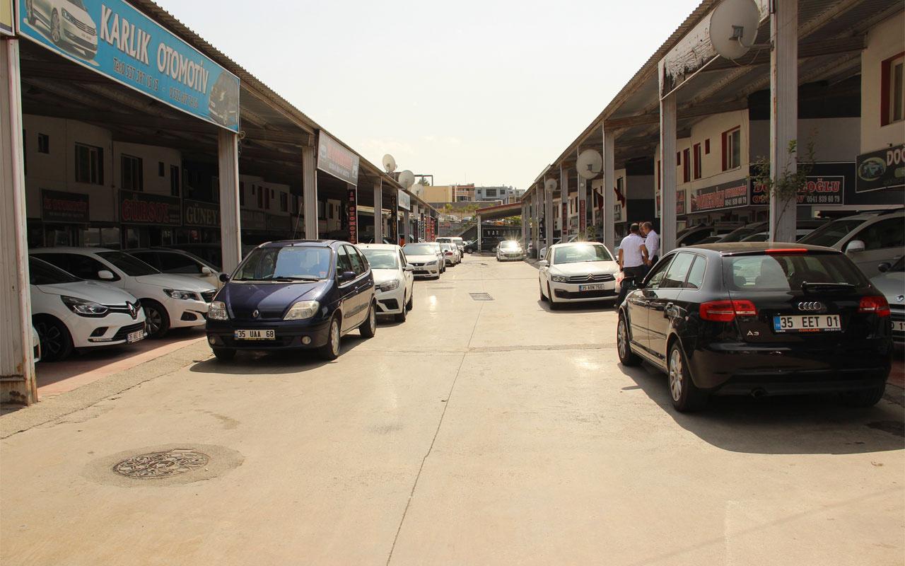 2. el araba fiyatları durmuyor 2021 Nisan ayına kadar yüksek fiyatlar sürer