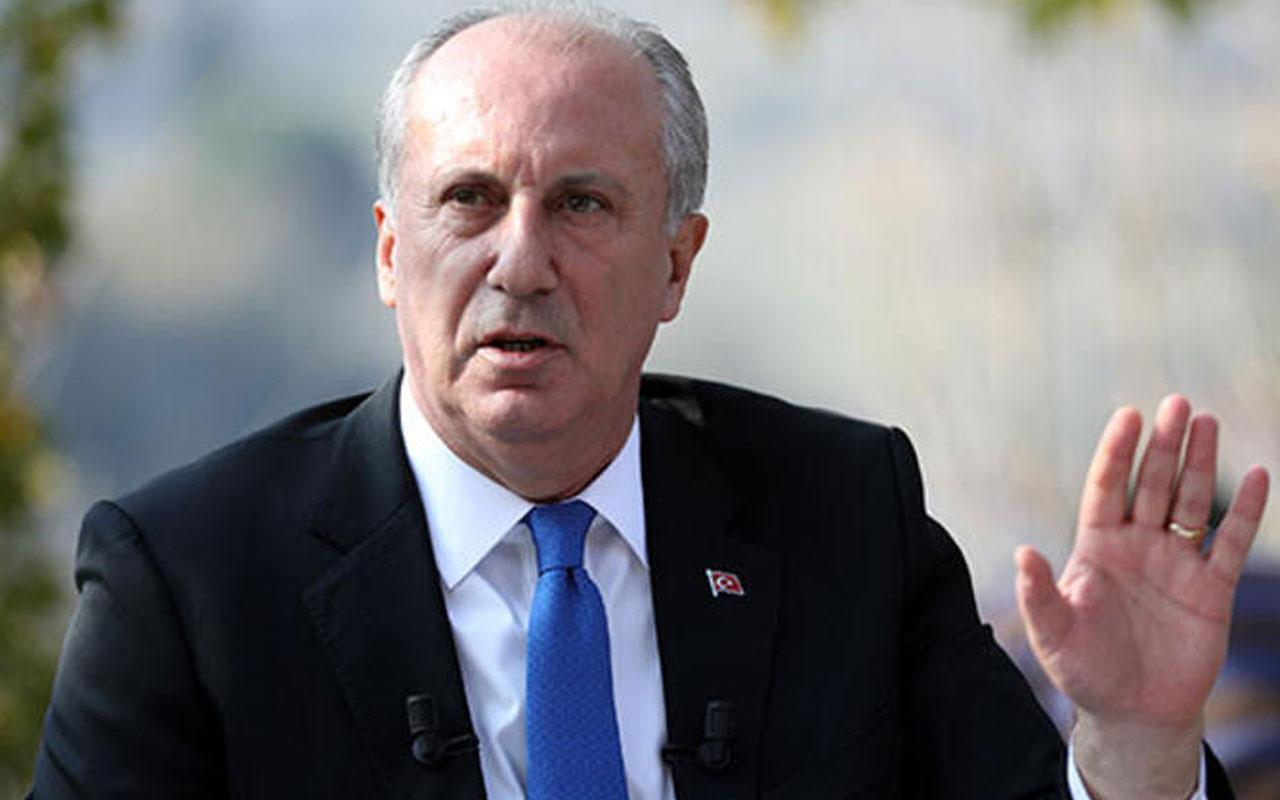 İnce'den siyaset gündemine bomba gibi düşen çıkış: Benim kuracağım parti CHP'yi bölmez