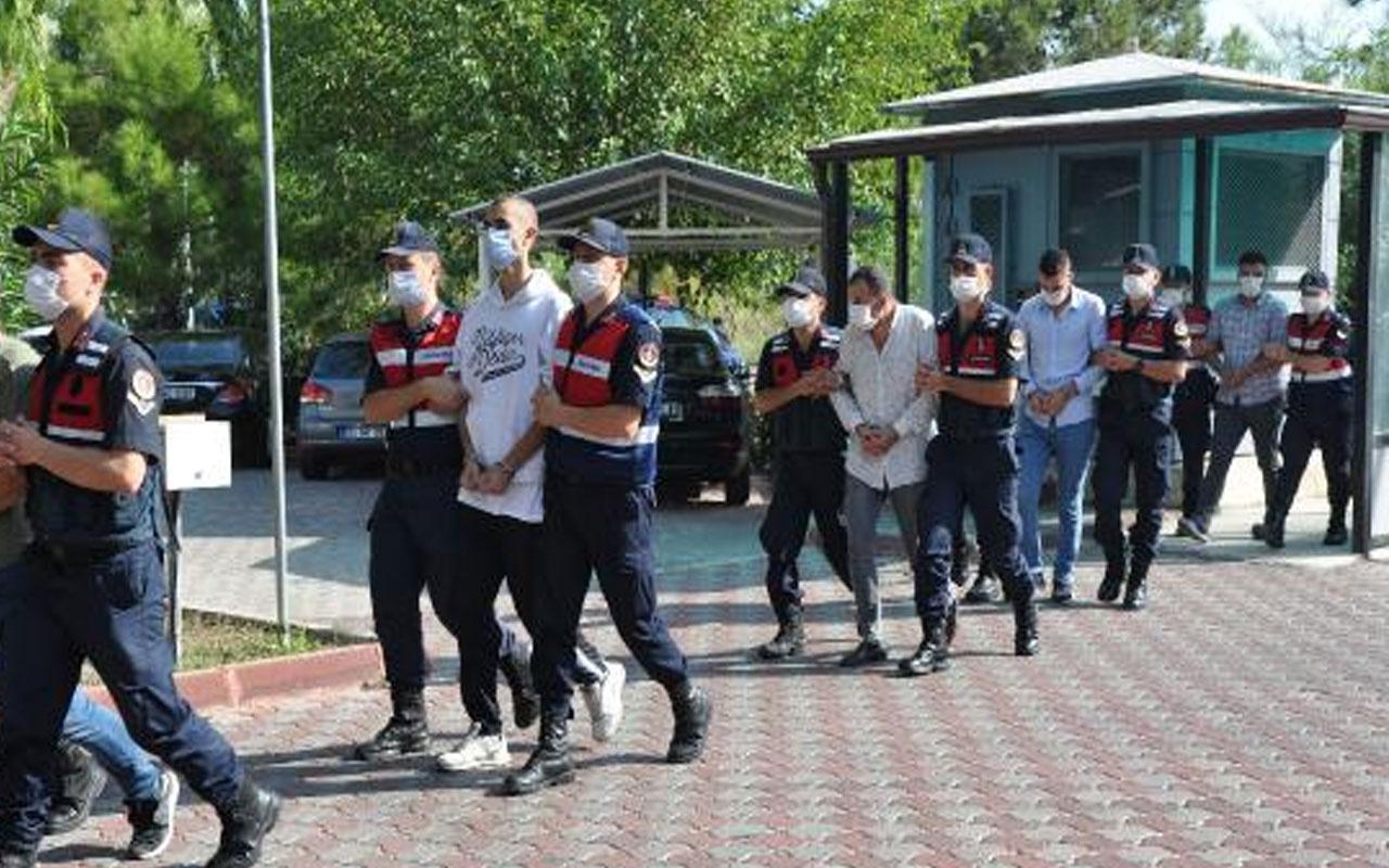 Kopya internet sitesiyle tatilcileri dolandırdılar! 15 şüpheli yakalandı