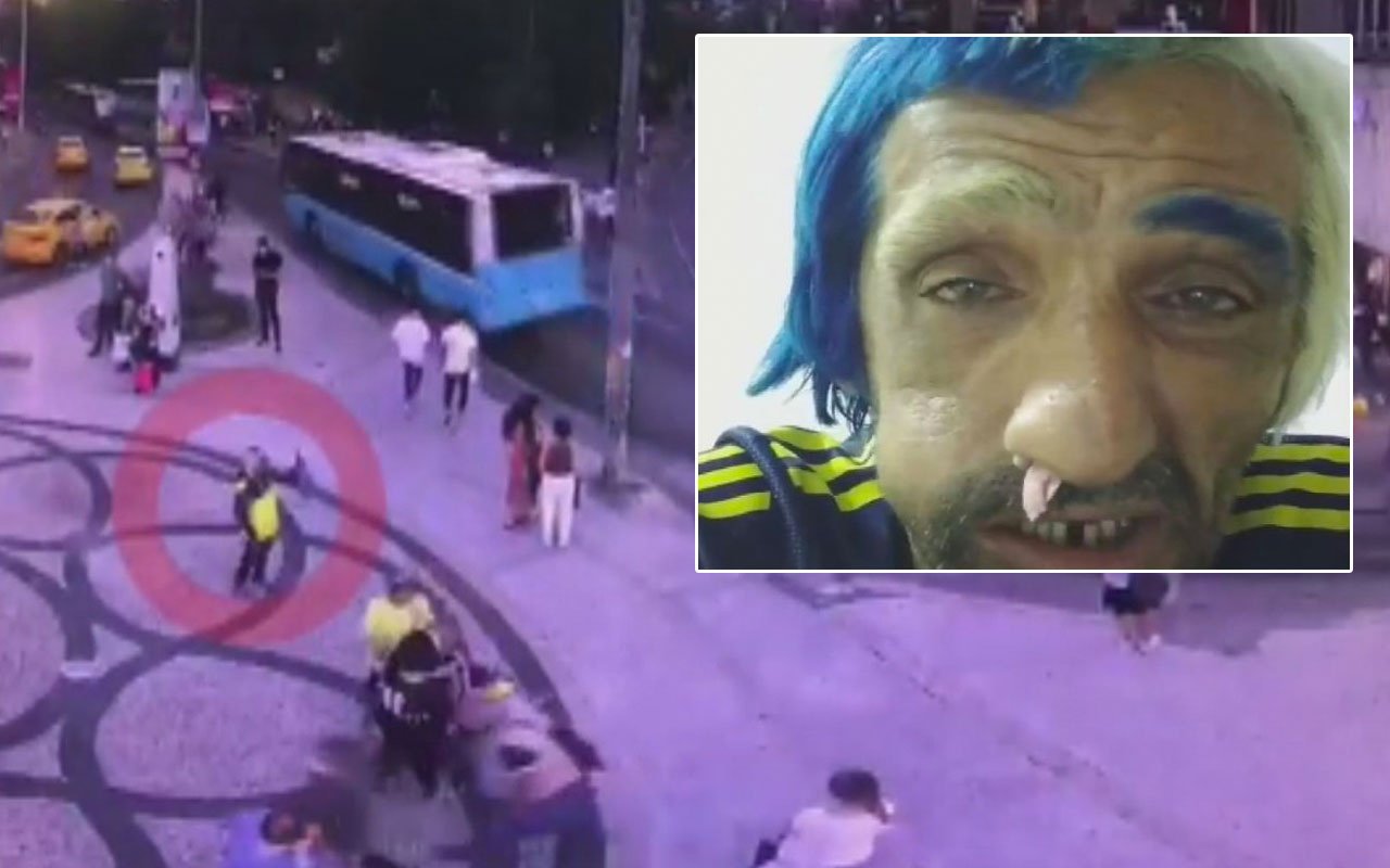 Polisler tarafından darp edildiğini öne süren Rambo Okan'ın iddiası yalan çıktı