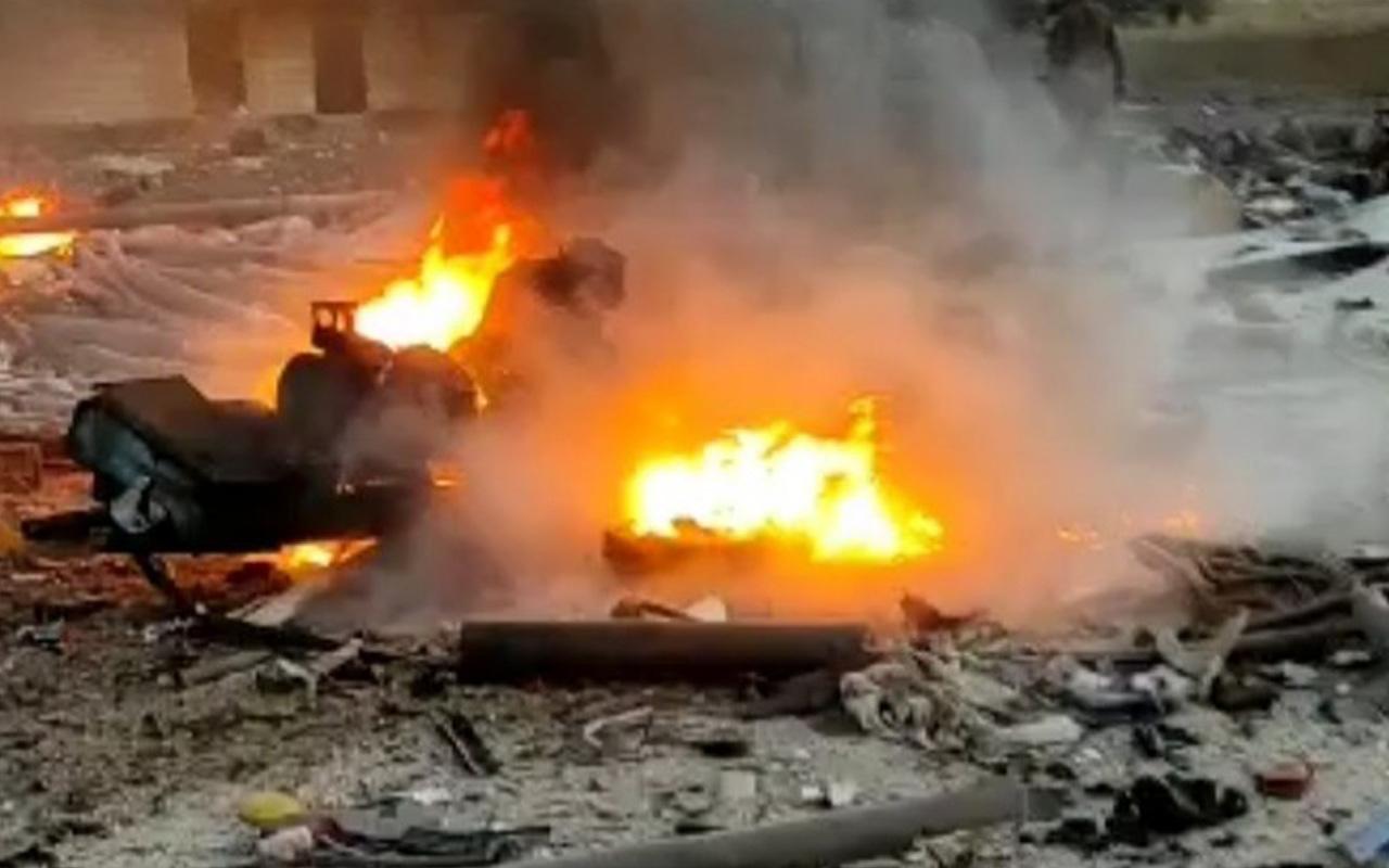 Suriye Resulayn'da bomba yüklü araçla saldırı: 7 ölü 14 yaralı