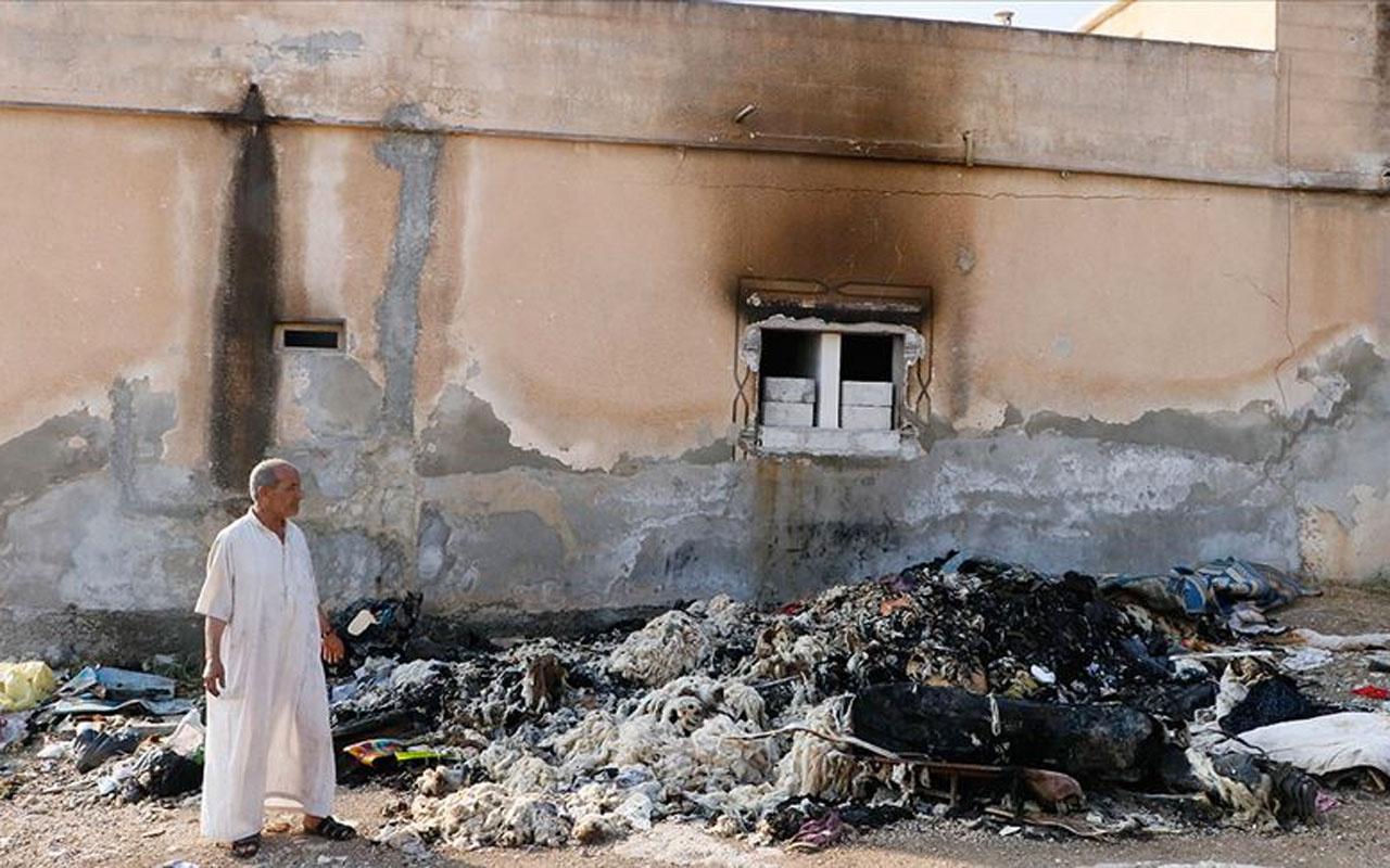 Araplar YPG/PKK'nın kundakladığı evler için tazminat istiyor