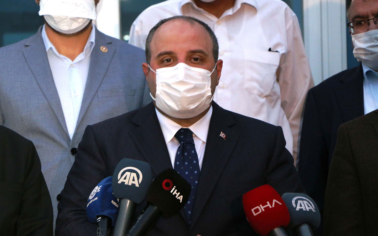 Korona aşısında son aşamaya gelindi! Bakan Mustafa Varank açıkladı
