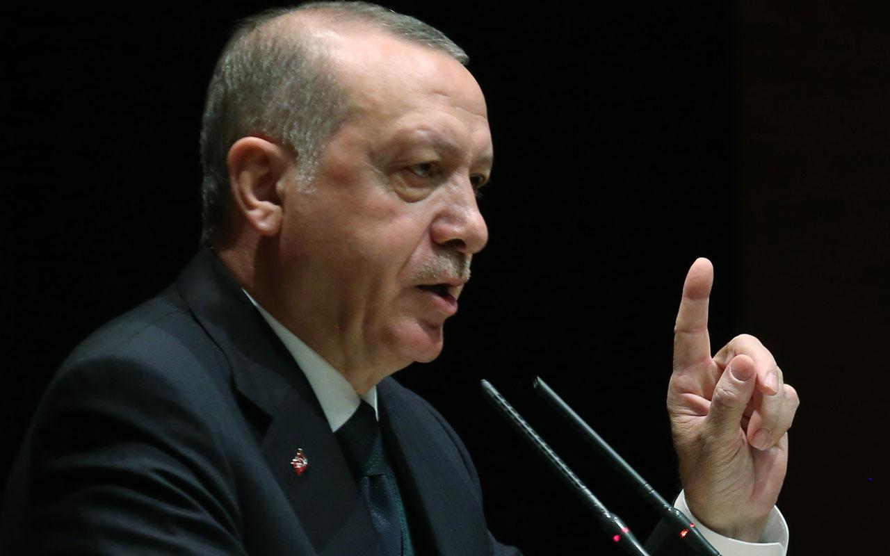 Cumhurbaşkanı Erdoğan'dan Ermenistan'ın saldırılarına sert tepki