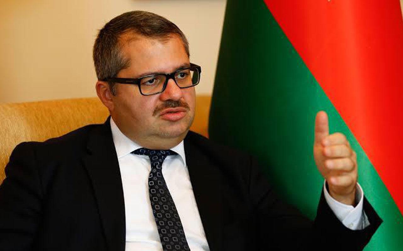 Azerbaycan'ın Ankara Büyükelçisi ibrahim: Ermenistan PKK unsunlarını ülkesine yerleştirdi