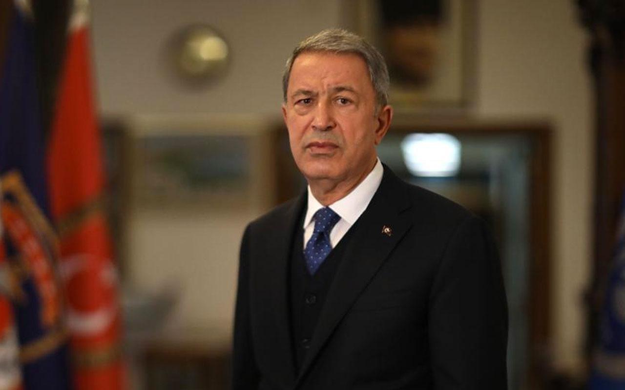 Milli Savunma Bakanı Hulusi Akar'dan Ermenistan'ın saldırısına sert tepki