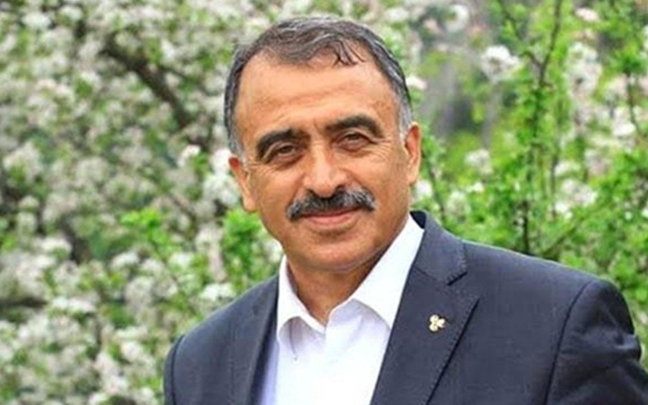 Kovid-19 nedeniyle hayatını kaybeden İSTAÇ AŞ Genel Müdürü Mustafa Canlı yarın defnedilecek