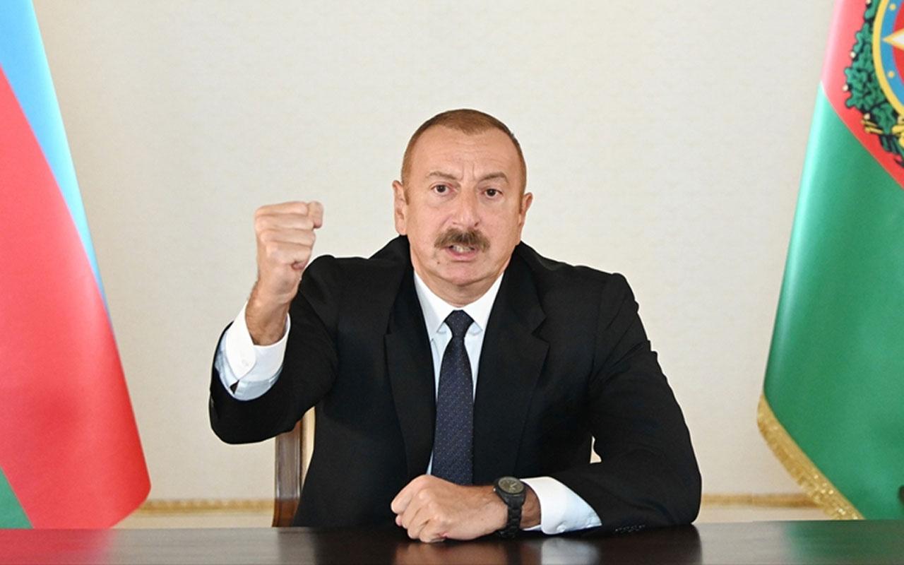 """Ermenistan yine saldırdı! Azerbaycan """"Savaş Hali"""" ilan etti"""