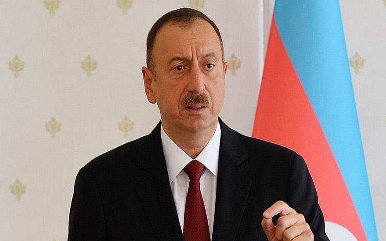 Azerbaycan Cumhurbaşkanı İlham Aliyev imzaladı! Azerbaycan'da kısmi seferberlik ilan edildi