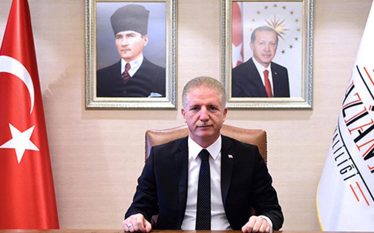 Gaziantep Valisi Davut Gül'den imalı paylaşım: 340 bin SGK'lı yok