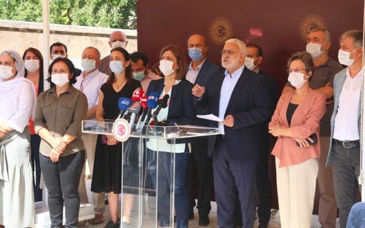 HDP'den sert 'Kobani operasyonu' açıklaması: 7 Haziran seçimlerinin intikamı