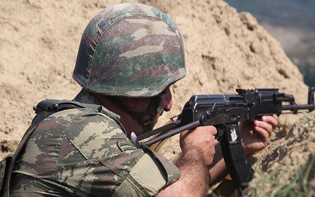 İlham Aliyev ve Emmanuel Macron, cephe hattındaki çatışmaları görüştü