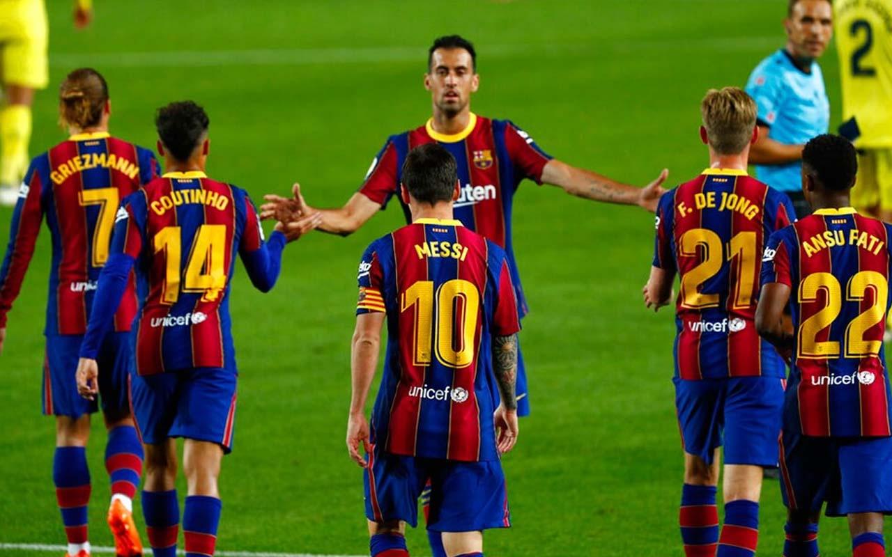 Barcelona 45 dakikada farka ulaştı
