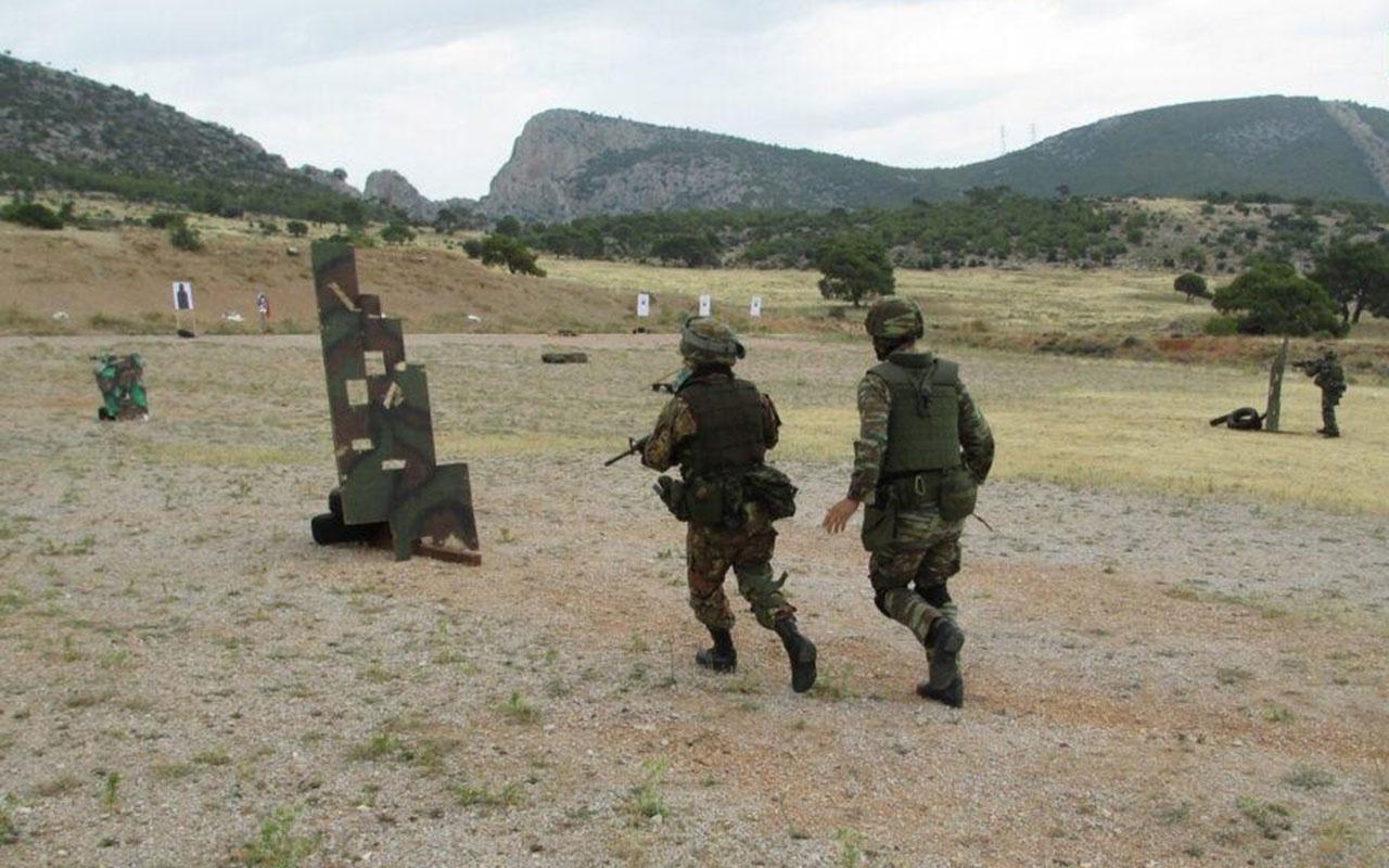 Ermenistan'ın özel harekat birliklerini Yunanistan eğitmiş! İşte o görüntüler