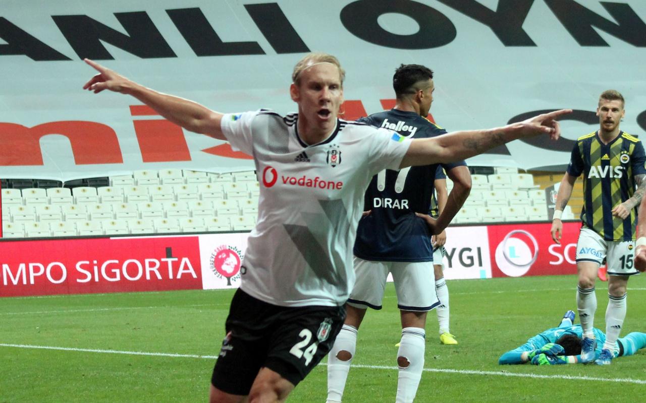 Beşiktaşlı Hırvat futbolcu Domagoj Vida'ya milli davet