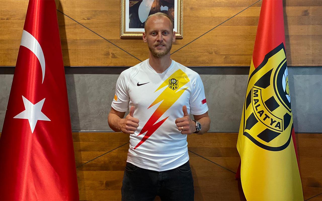 Yeni Malatyaspor eski Galatasaraylı Semih Kaya'yı transfer etti