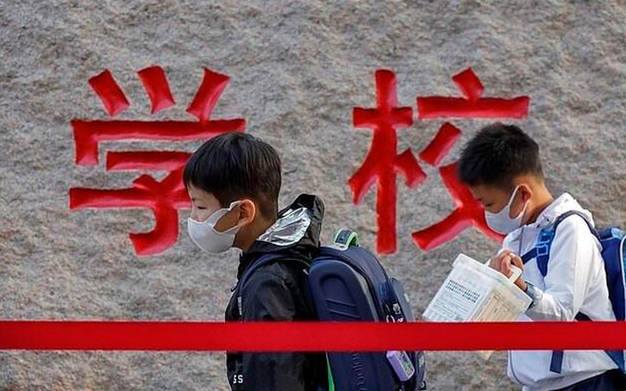 Çin'de çocukları zehirleyen öğretmene idam cezası