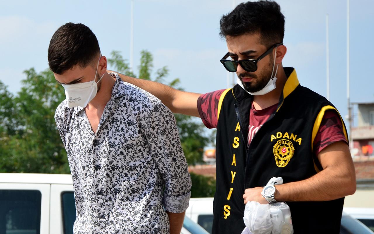 Saati sordukları ikizleri bıçakladılar Adana'da telefon hırsızları yakalandı