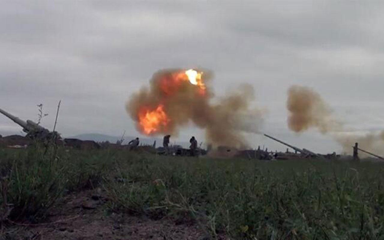 Azerbaycan ordusu Ermenilere darbe üstüne darbe vuruyor