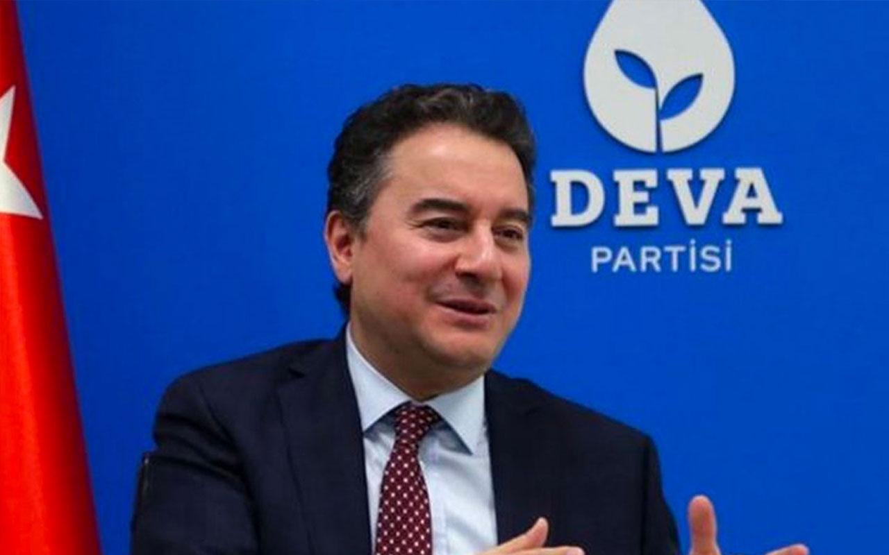 Ali Babacan, DEVA Partisi Genel Başkanlığı'na seçildi