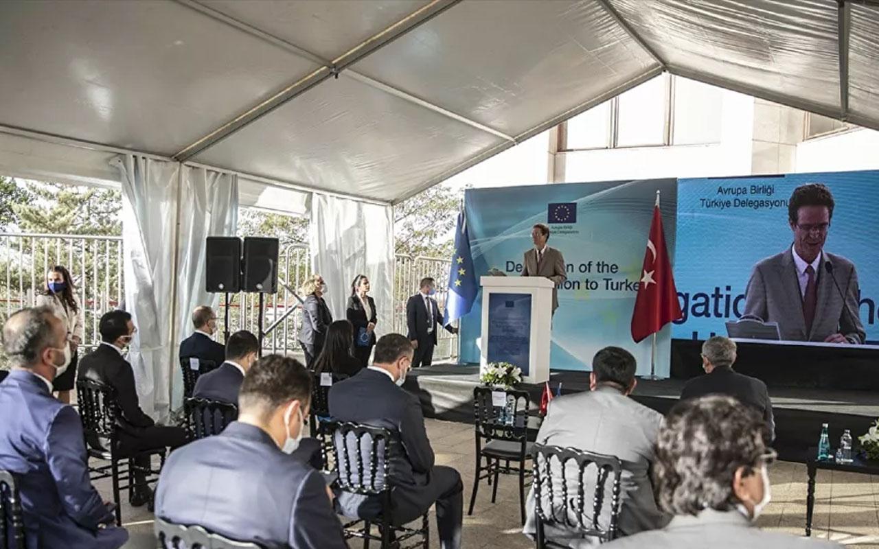 AB'den Türkiye'deki sığınmacılara 400 milyon euro'luk destek