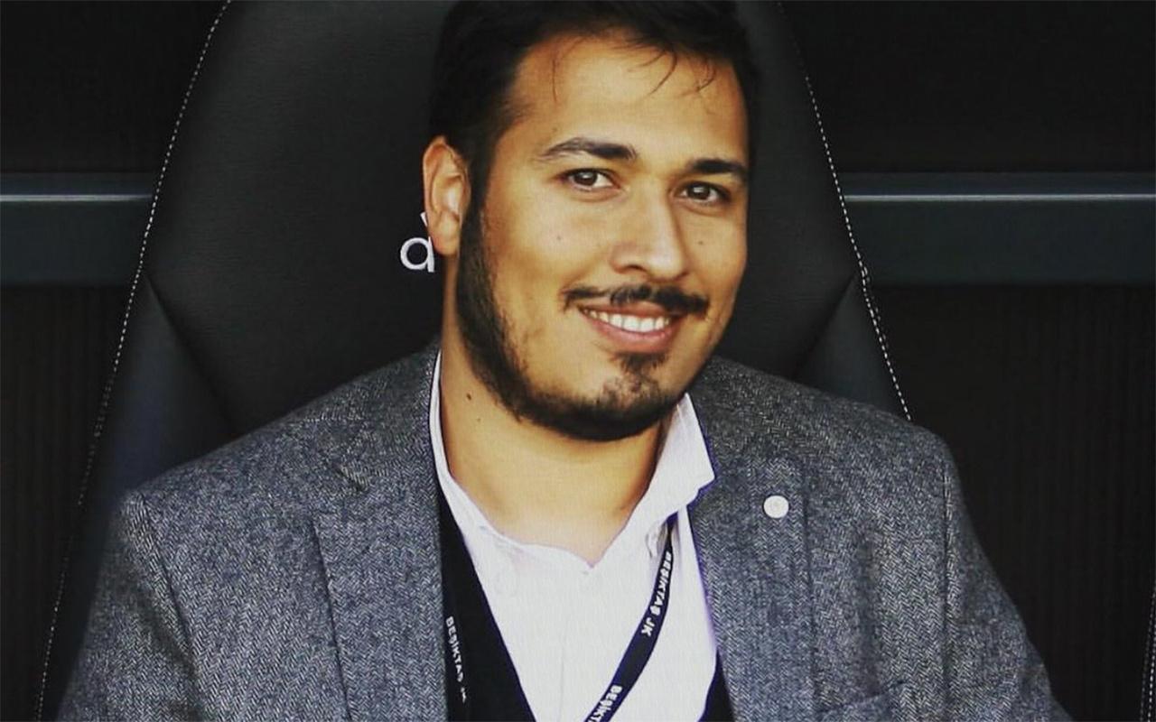 Beşiktaş Futbol Direktörü Ali Naibi istifa etti