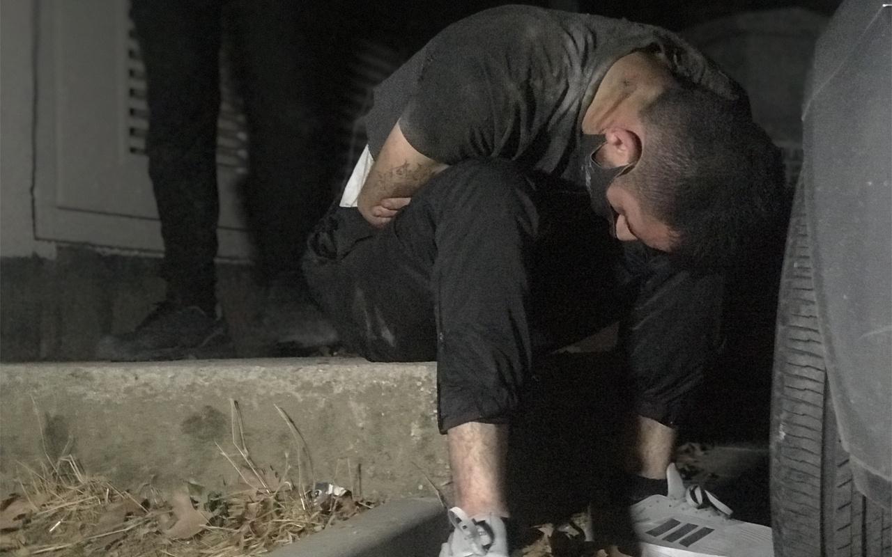 Bursa'da hırsızlar feci şekilde ölmekten son anda kurtuldu