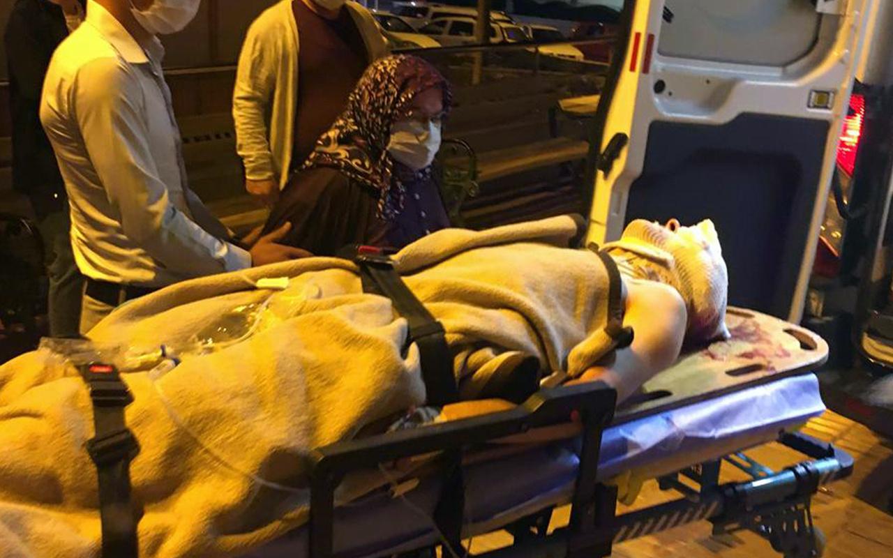 Burdur'da halı sahada maç sonrası feci olay vuku buldu