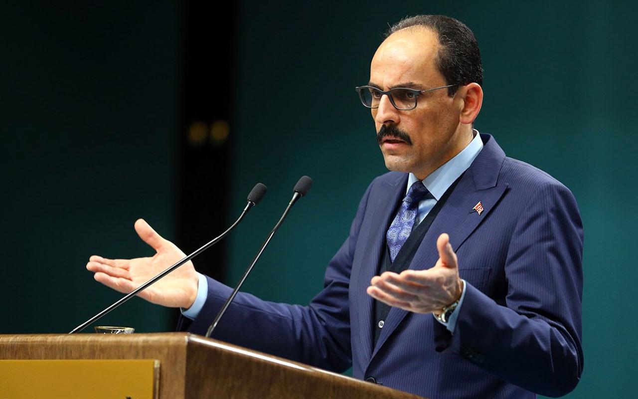 İbrahim Kalın'dan Türkiye-Arap ülkeleri ilişkilerinde 'yeni bir sayfa' mesajı