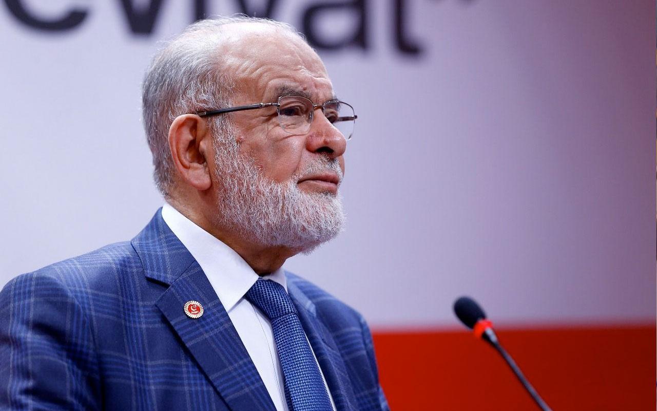 Karamollaoğlu'ndan Cumhur İttifakı açıklaması