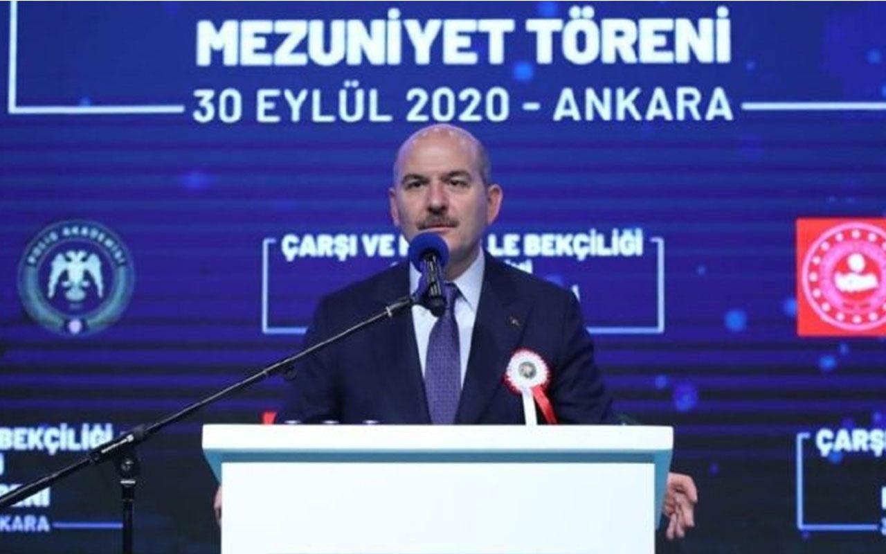 İçişleri Bakanı Süleyman Soylu'dan kadın cinayetleriyle ilgili çarpıcı açıklamalar