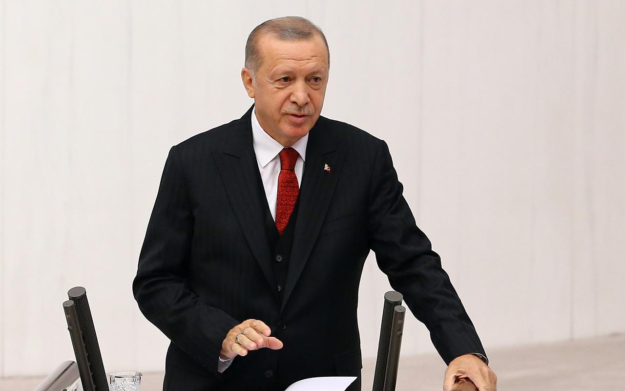 Cumhurbaşkanı Erdoğan: Tek bir kadının dahi şiddete uğramasına tahammülümüz yoktur