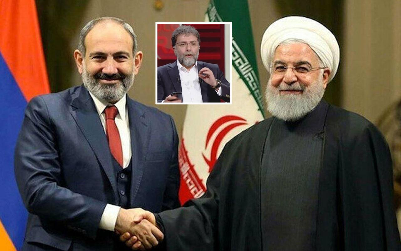 Ahmet Hakan İran'a sert çıktı İslam cumhuriyeti değil kolpacılık cumhuriyeti