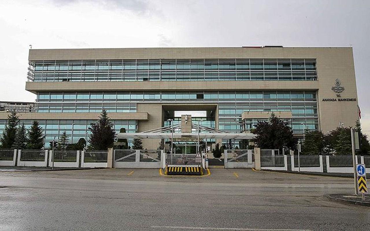 Anayasa Mahkemesi'nden çoklu baro sistemi kararı