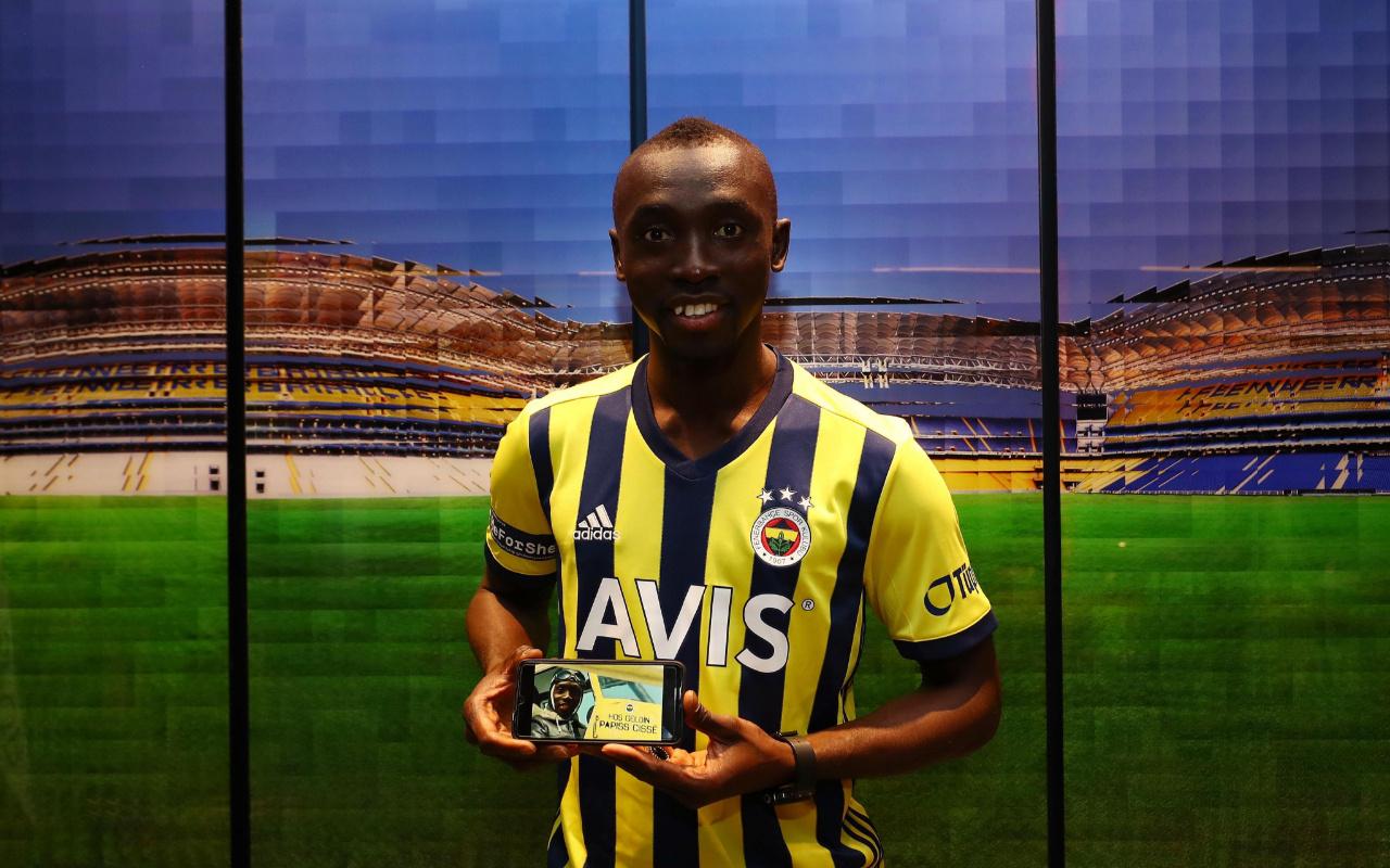 Fenerbahçe Cisse transferini Gülen Gözler'in Vecihi karakteriyle tanıttı