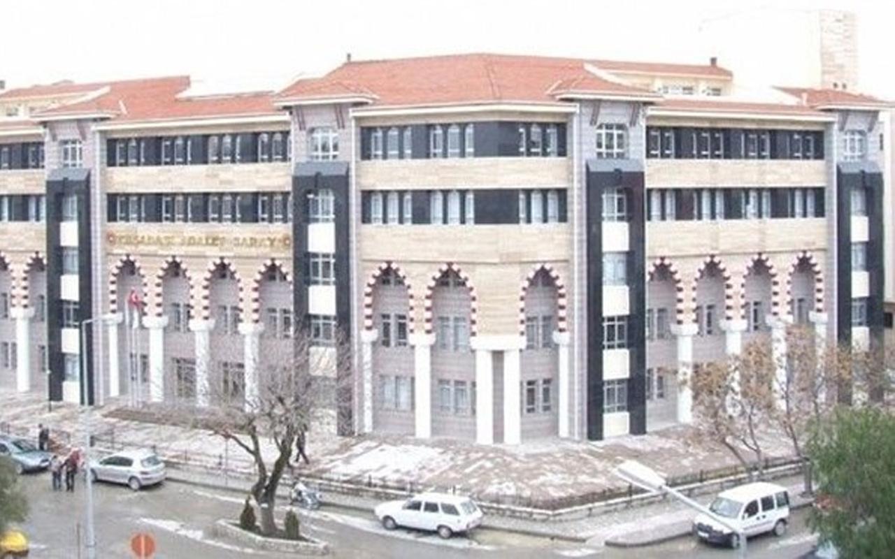 Aydın'da mahkeme ve duruşmalar ertelendi! Hakim ve personel karantinada