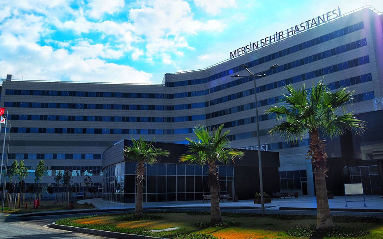 Mersin Şehir Hastanesi'nin musluklarında 'ölümcül akciğer mikrobu tespit edildi' iddiası