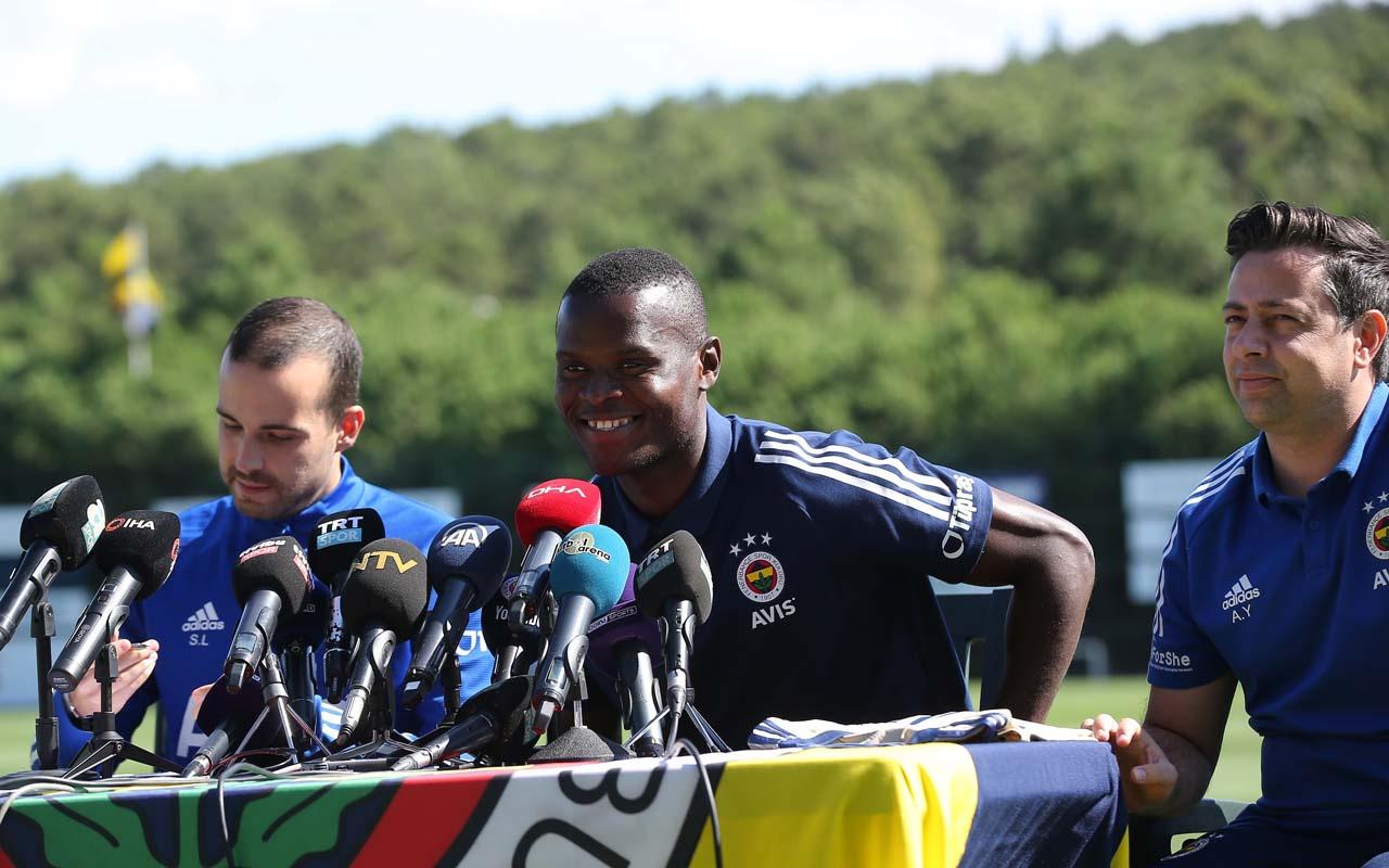 Mbwana Samatta: Fenerbahçe gibi bir kulübe 'hayır' demek çok zordur