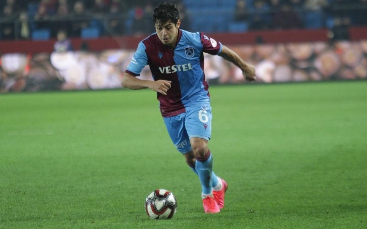 Trabzonspor'dan ayrılan Guilherme'nin yeni takımı belli oldu
