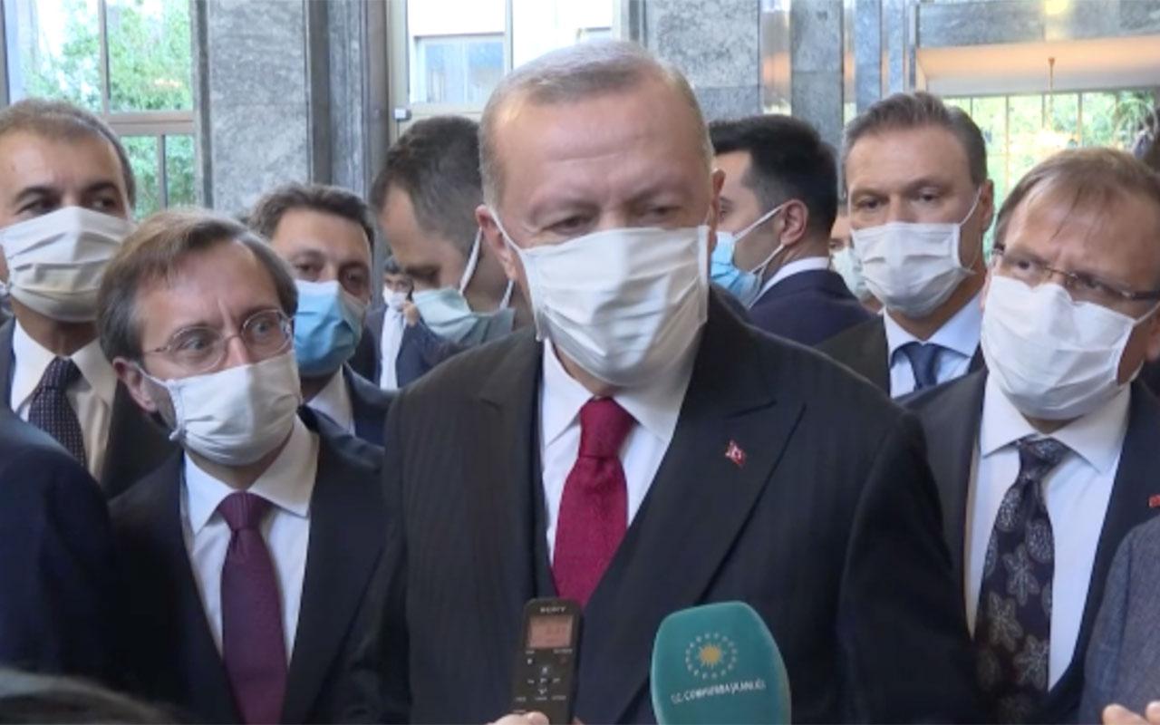 Erdoğan'ın 'idam' ve AYM' açıklaması! HDP'liler için olay sözler