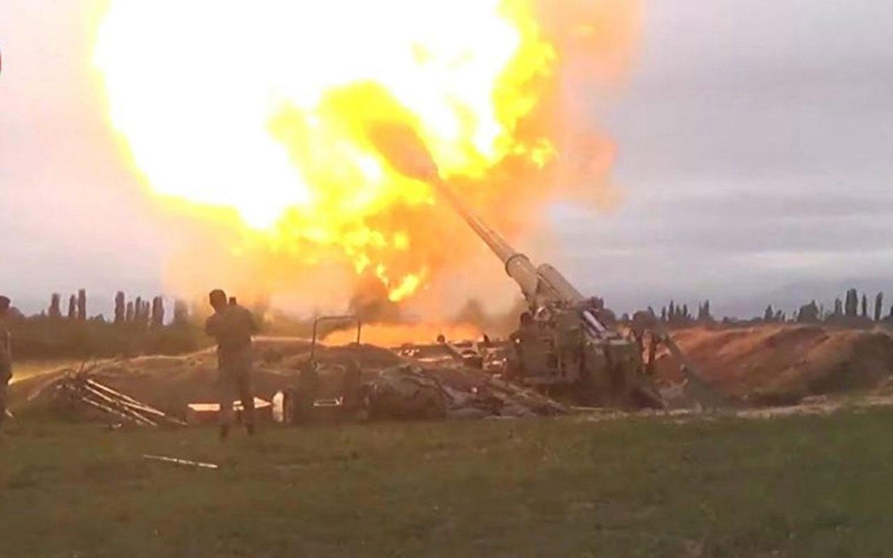 Азербайджанские войска ударили по Степанакерту