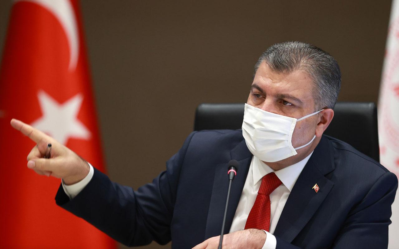 Fahrettin Koca: İstanbul başta olmak üzere hastalığın bulaşma hızı arttı