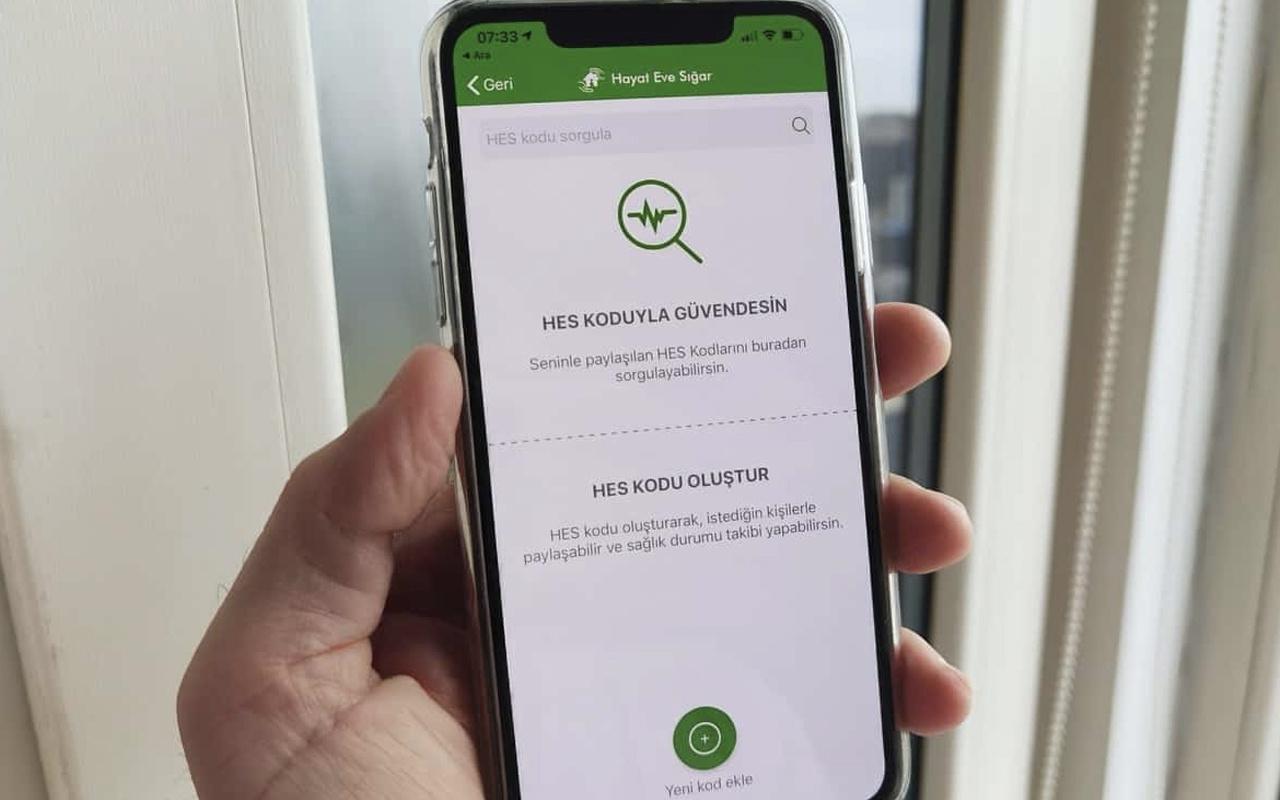 SMS ile HES kodu alma nasıl olur ücretli mi?