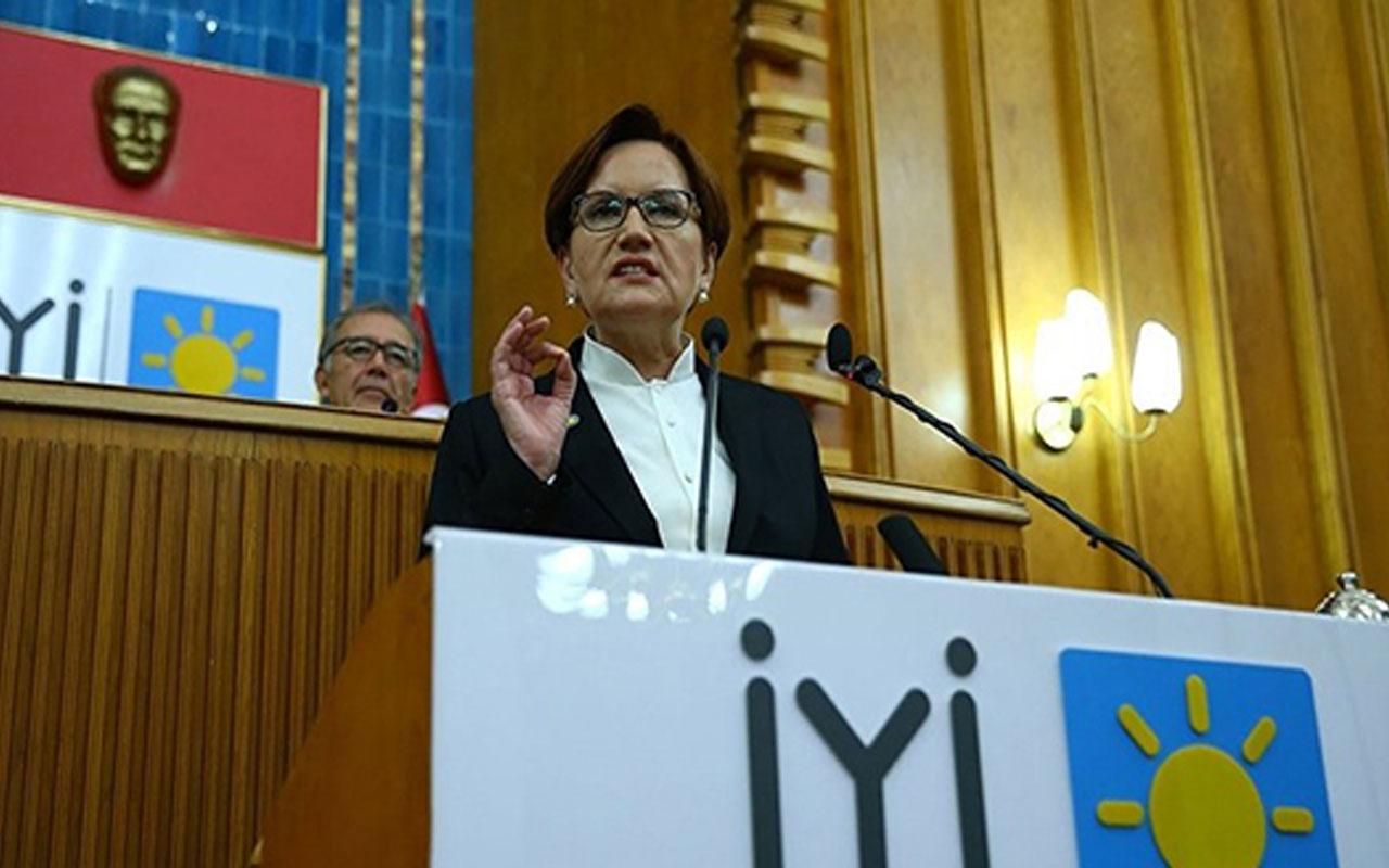 İYİ Parti lideri Meral Akşener'den faiz çıkışı! Gelin şu saçmalığını terk edin