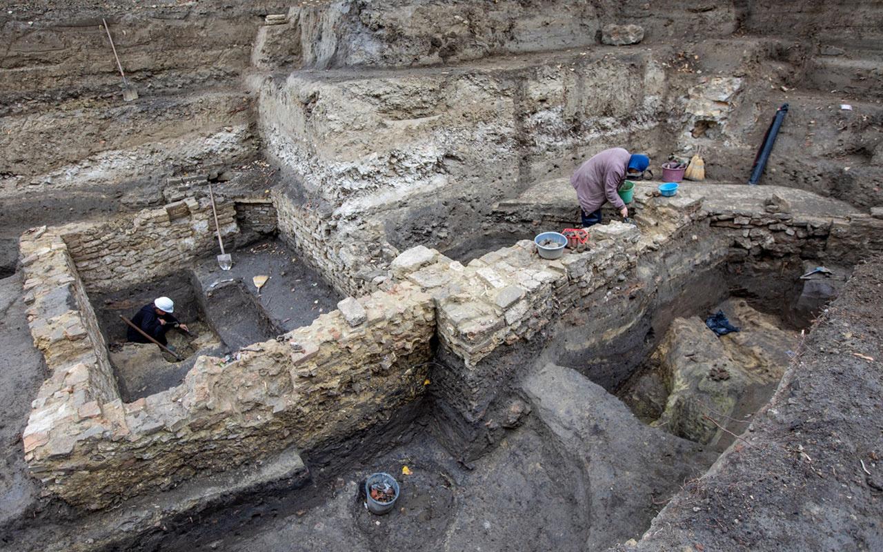 Macaristan'da Osmanlı dönemine ait kalıntılar bulundu