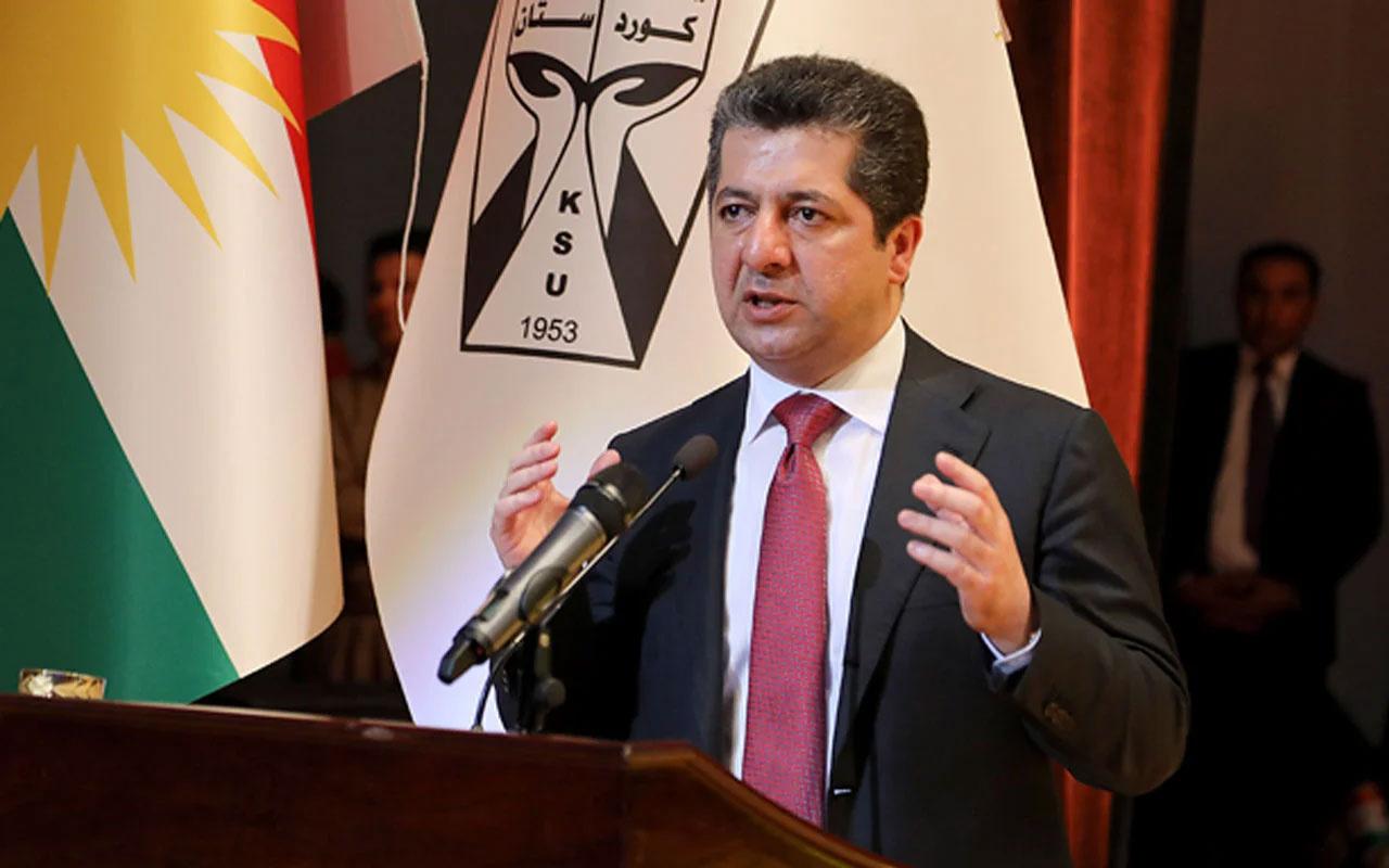 Irak Kürt Bölgesel Yönetimi Başbakanı Mesrur Barzani: Saldırı karşılıksız kalmayacak